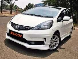 Honda Jazz RS AT 13 KM10rban/Thn DP 19,5 jt Atau Angs 3,2Jtan/Bln