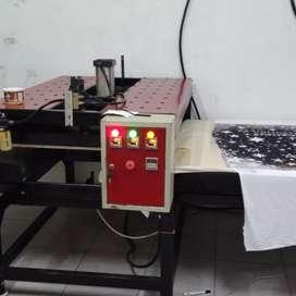 Mesin heatpress 90x120 custom