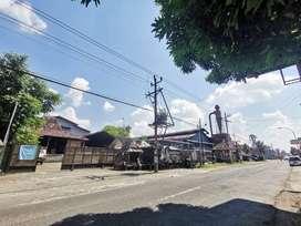 Dijual / Disewakan Tanah + Gudang di Potorono Banguntapan