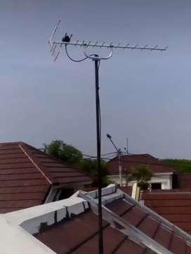 Specialist Pemasangan Antena TV Rumah