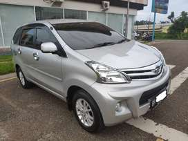 Daihatsu xenia tipe R1.3 SPORTY tahun 2014 km70rb an