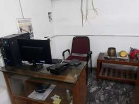 Semi-Furnished Office Space for Rent near at Thampanoor