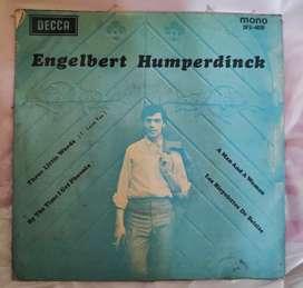 Piringan Hitam vinyl Engelbert Humperdinck