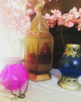 Lanterns home decor for sale