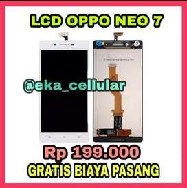 Lcd Oppo Neo 7 Murah,, Bergaransi,, gratis pasang