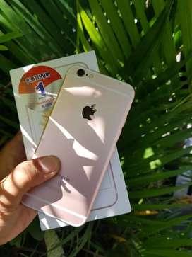 Iphone 6S 64Gb Fullset No Minus Muluss lengkap