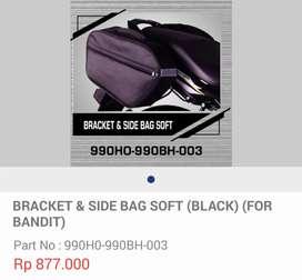 Bracket & Side Bag Soft