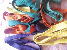 Karate belt for all levels 150 RS each