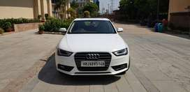 Audi 2.0 TDI, 43,000 KM single owner driven car with Sunroof for sale