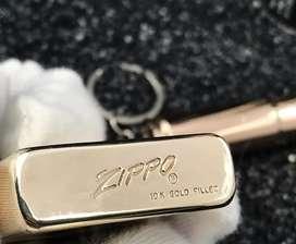 Like New Zippo 10k Gold Filled 1960's