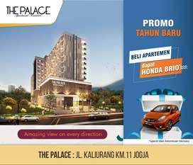 Apartemen The Palace Tipe Studio Plus Gaya Hidup Modern Di Yogya