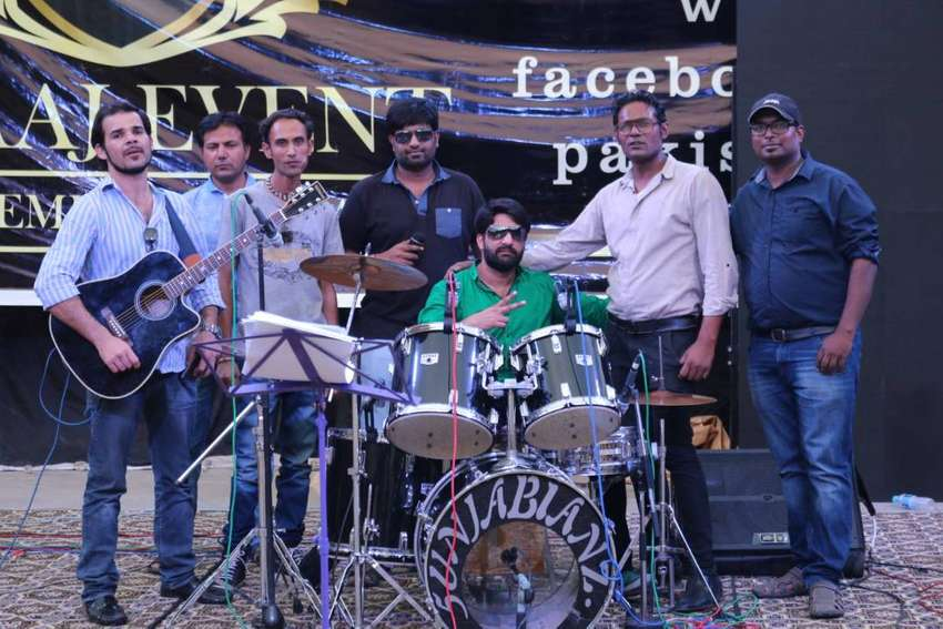 Music band performances by Acoustica