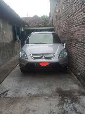 Honda CRV Th 2003 Automatic