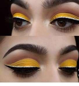 Home beauty parlour,bridal makeup rs1500, mehandi... etc