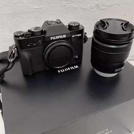 Kamera Fujifilm X-T20 Kit XC 16-50mm