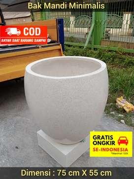 Bak Mandi Gentong Besar / COD / Free Ongkir