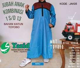 jubah / sirwal/ gamis / koko merk yazid