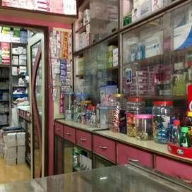 Prime located Main road shop at guruwar peth Pune