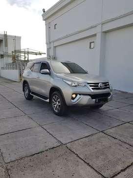 Toyota fortuner SRZ 2.7 bensin at km.20rb ganjil OTR.357jt.
