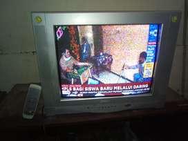 Jual cepat tv tabung changhong 21inci