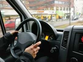 MCD driver jobs Delhi