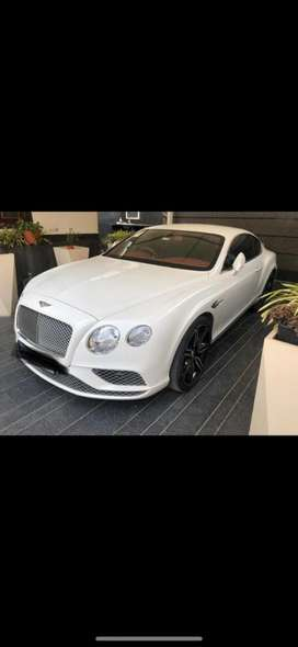 Bentley Continental GT Coupe, 2015, Petrol