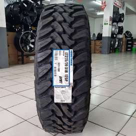 Ban Toyo Tires lebar LT 275/70 R18 Open Country MT Pajero Fortuner