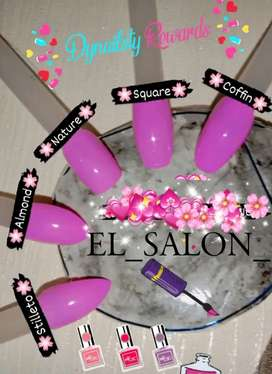 Nail's_art by EL_SALON