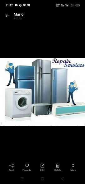 All types AC Repairs Sell & Service