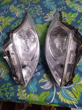 Baleno 2018 halogen headlamps (zeta)
