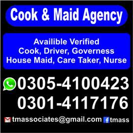 Available Cook Driver baby care Nanny attend Nurse Filipono maid call