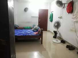Rooms for bachelors and families.