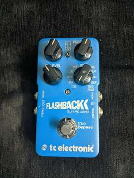 TC Electronic Flashback Delay & Looper Guitar Effects Pedal