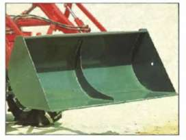 Front loader for Tractor, Bale Gripper (lifter), Silage Bucket.