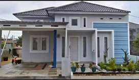 Rumah Cantik Minimalis dekat Kampus