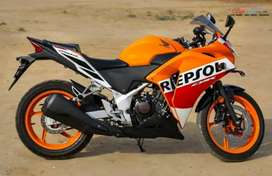 CBR 250R, ABS model. Limited edition.