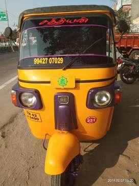Bajaj three wheeler auto