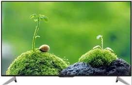 "Cornea 60"" 4K LED TV with one year warranty"