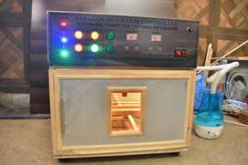 New Technology  150eggs Fully Automatic Incubator