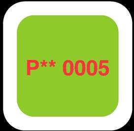 OLD VIP Number P*N 0005 for sale