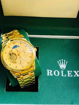 Rolex yellow best quality limited edition