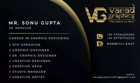 Graphic designer complete course