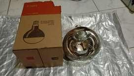 Cuci gudang lampu sorot RF 220v 500w merk Toki  .