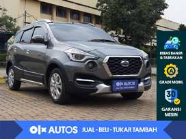 [OLX Autos] Datsun Cross 1.2 A/T 2018 Abu-abu