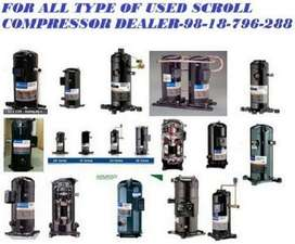 shahdara-used Compressor Dealer-we Deals In All Type Of Use comp