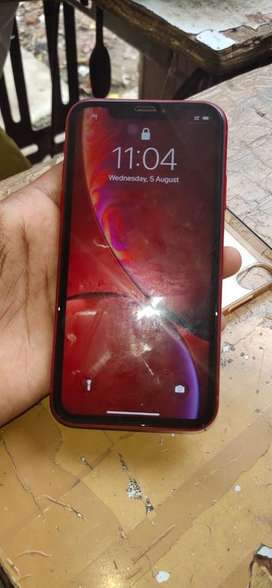 Iphone xr 64gb 10. Month