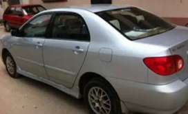 Toyota Corolla 2005 get on easy monthly installment