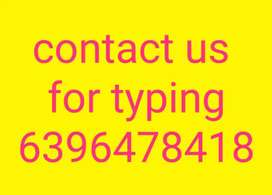 Daily or weekly payment ( genuine typing at home )
