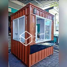 CONTAINER CAFE - CONTAINER KEDAI - CONTAINER COFFE SHOP