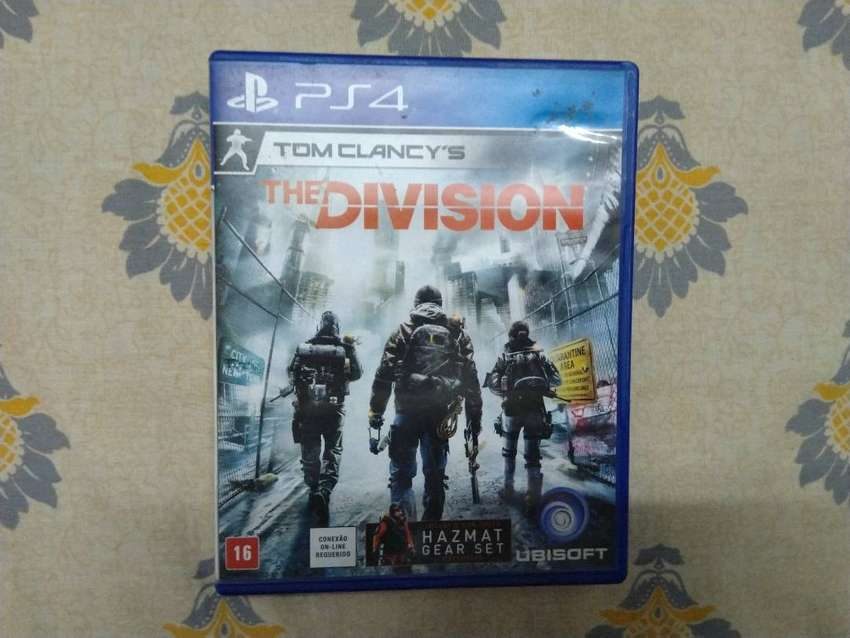 The Divison For Sale (PS4) 0